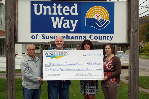 WPX Energy Runs a Successful United Way Campaign