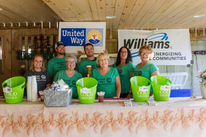 Hosts Campaign Kick Off-Raise the Bar Celebrity Bartender Event