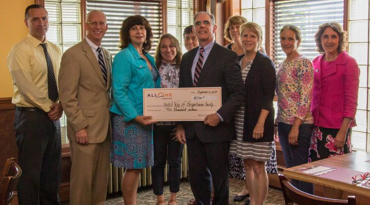 Grant Award from AllOne Charities to Expand Nurse's Pantry