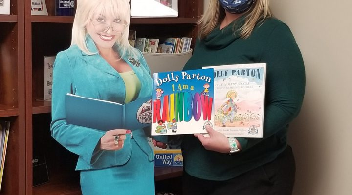 NBT Bank Donates to United Way of Susquehanna County's Dolly Parton Imagination Library Program