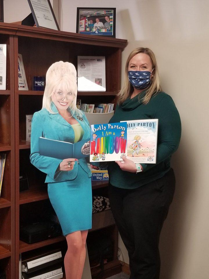 NBT Bank Donates to United Way of Susquehanna County's Dolly Parton Imagination Library Program